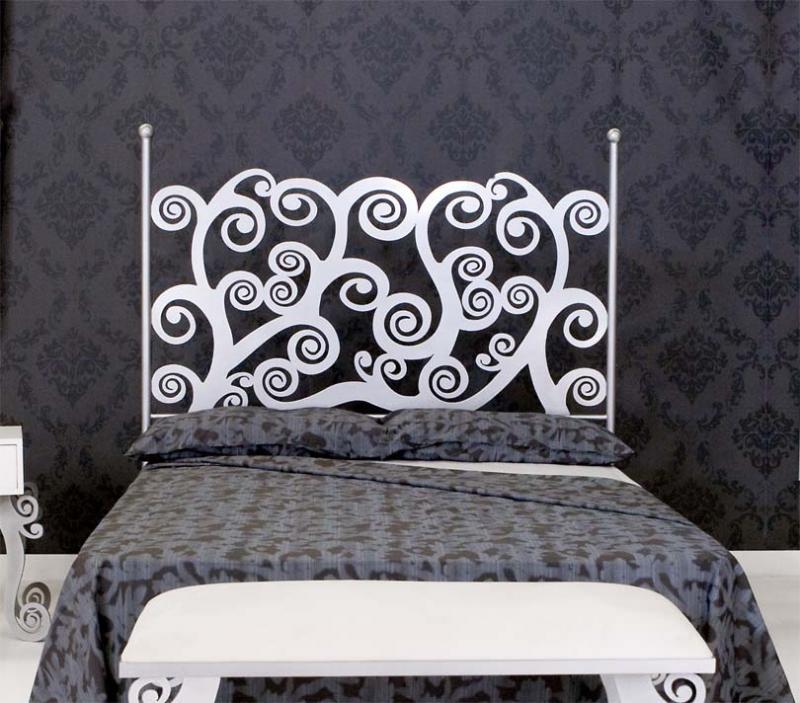 Cabecero 145 barroc dormitorios de forja chasol camas - Cabeceros de forja de diseno ...