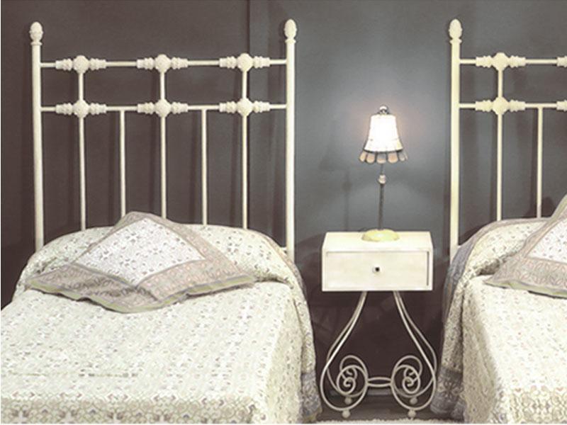 Cabecero bolonia dormitorios de forja chasol camas - Cabeceros cama de forja ...