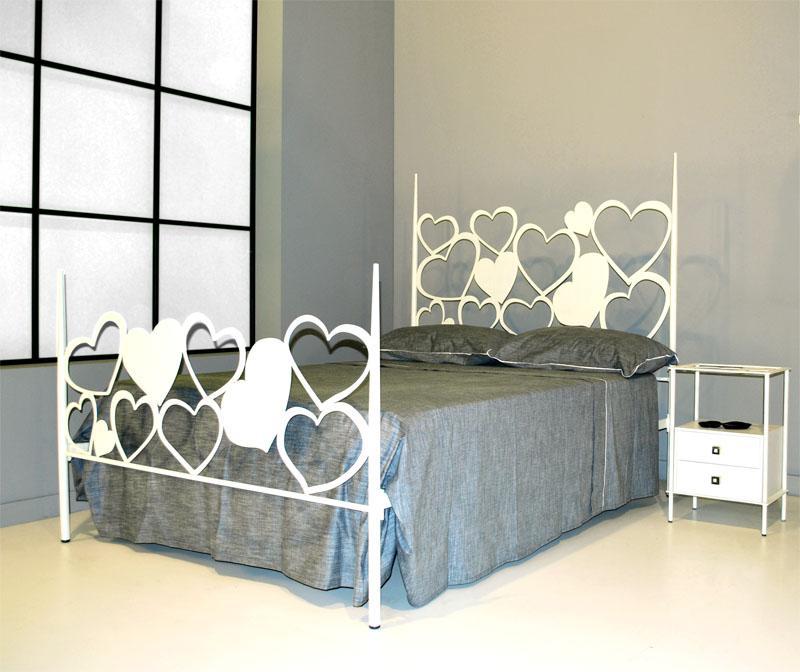 Cama 145 pasi n dormitorios de forja chasol camas - Camas de forja ...