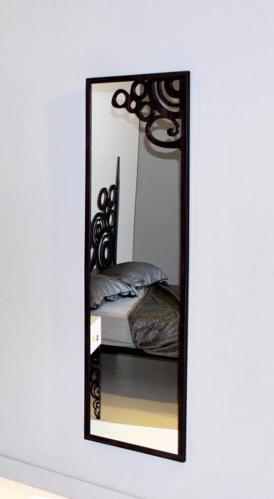 Espejo vestidor deco dormitorios de forja chasol camas for Espejos para dormitorios pie