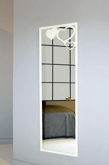 Espejo vestidor pasi n dormitorios de forja chasol camas for Espejos enteros para habitaciones