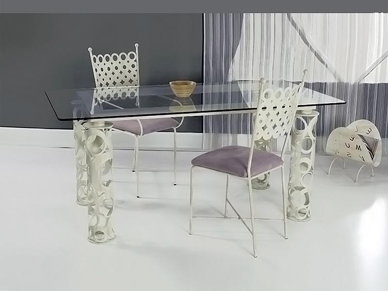 Comedores de forja chasol mesas - Mesas de comedor merkamueble ...