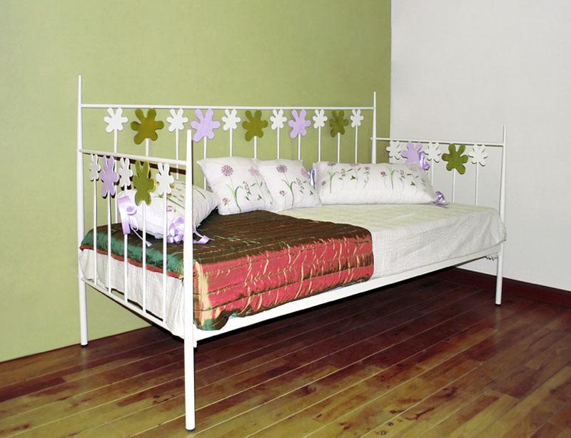 Div n fantasia dormitorios de forja chasol camas - Camas supletorias y divanes ...