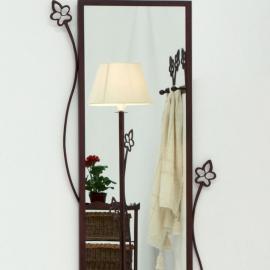 Espejo vestidor sandra dormitorios de forja chasol camas for Espejos para dormitorios pie