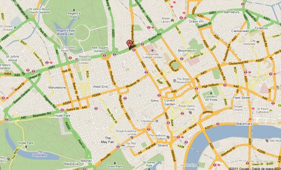 euston-road-map